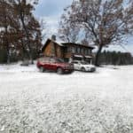 Winter Driving - Grand Prairie, TX