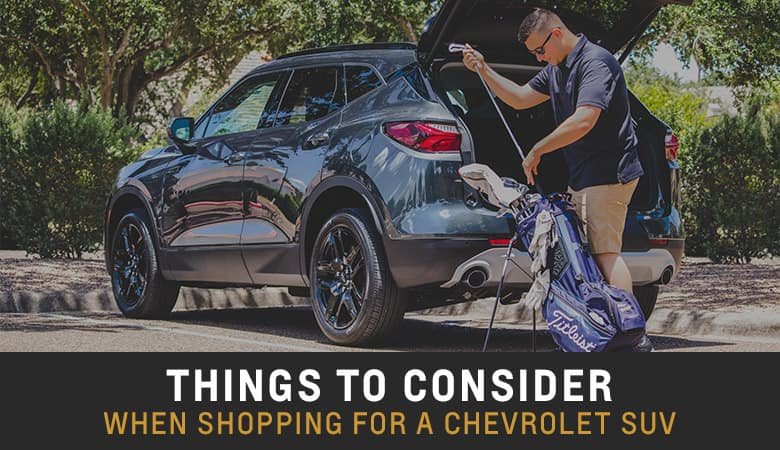Tips on buying a Chevy SUV | Grand Prairie, TX