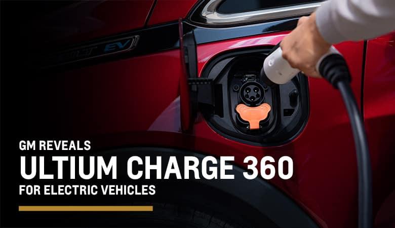 Ultium Charge 360 | Grand Prairie, TX