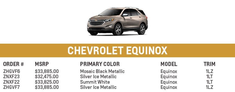 Chevrolet Equinox   Grand Prairie, TX