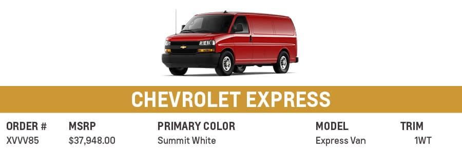 Chevrolet Express   Grand Prairie, TX