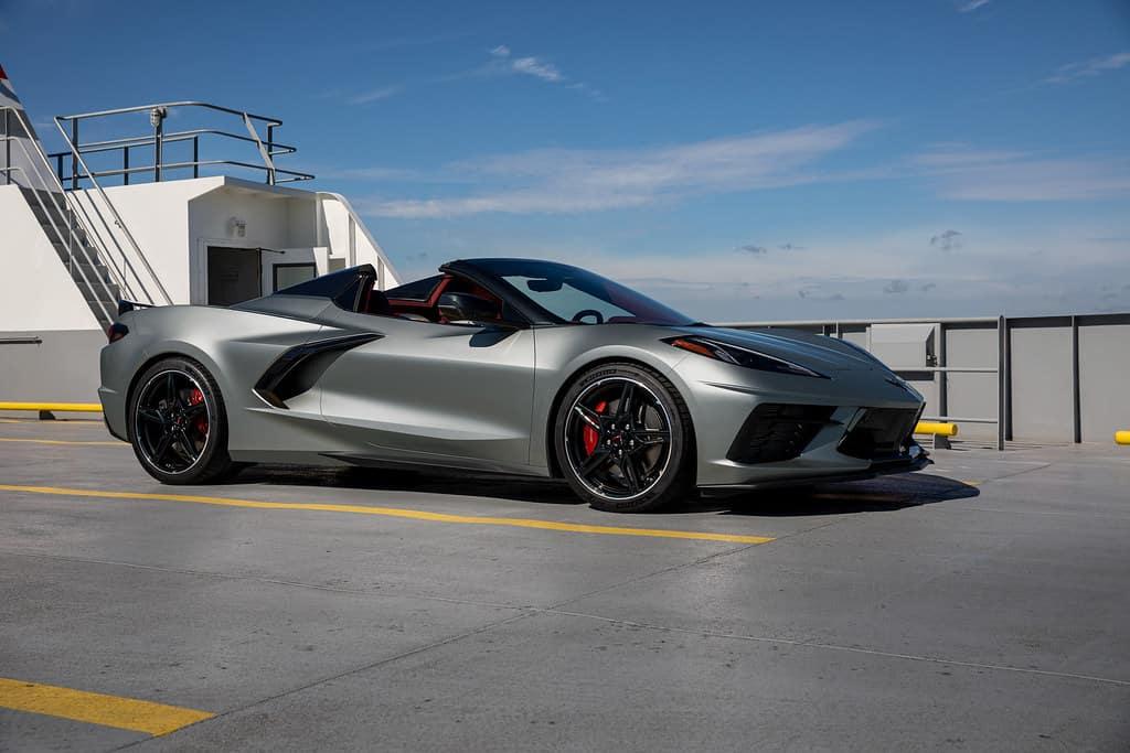 2022 Chevrolet Corvette   Grand Prairie, TX