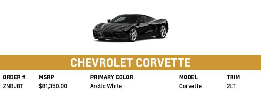 Chevrolet Corvette   Grand Prairie, TX