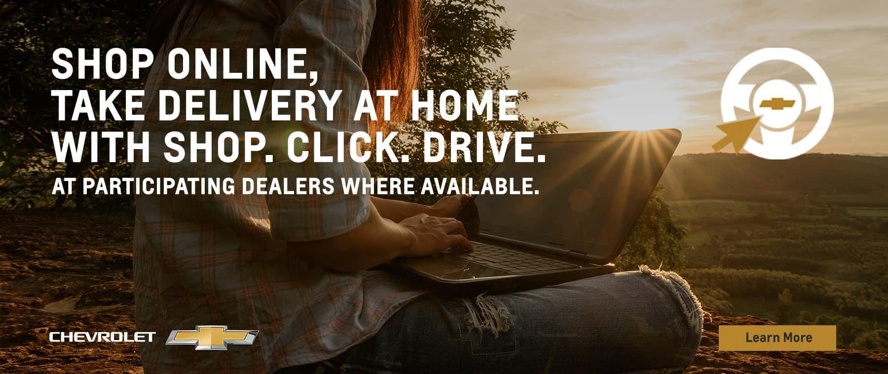 Shop Online, get home delivery