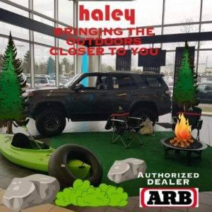 Haley Toyota Roanoke >> Haley Toyota OFF-ROAD | Haley Toyota of Roanoke