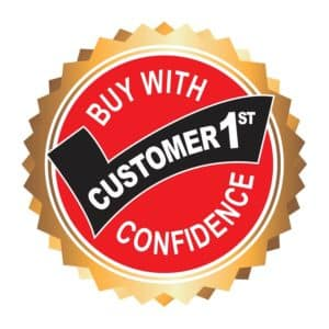 Buy with Confidence Guarantee Sticker