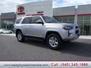 Custom Trucks and SUVs | Haley Toyota of Roanoke