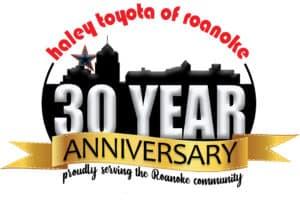 Haley Toyota Roanoke >> 30th Anniversary At Haley Toyota