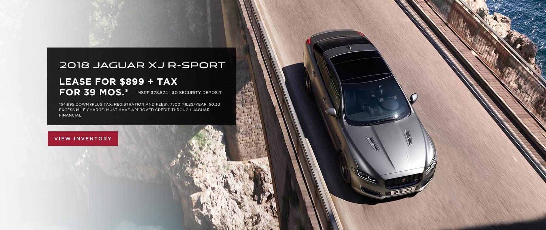 Jaguar XJ-R Sport