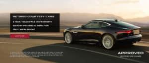 Retired Jaguar Courtesy Cars
