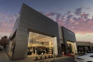 New Haron Jaguar Facility