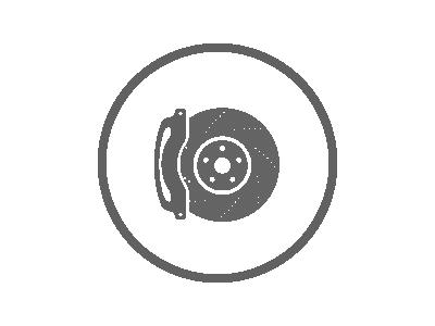 Brake Service Coupon Icon