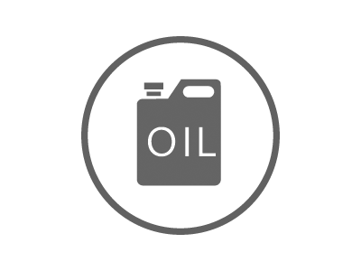 Oil Service Coupon Icon