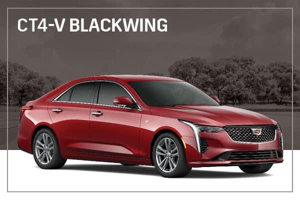 Blackwing Cadillac CT4-V Blackwing for sale near Oshkosh, WI