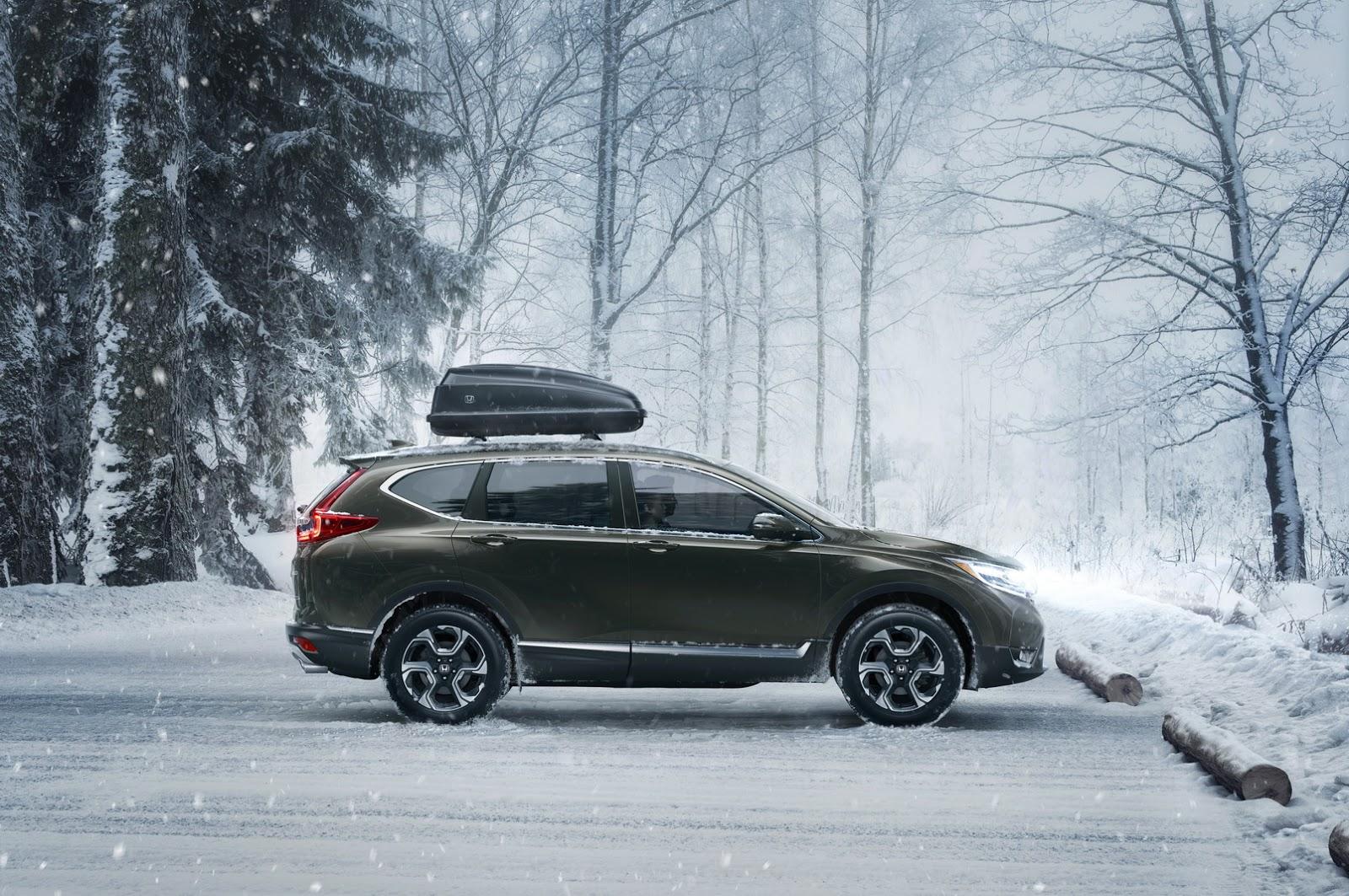 2018 Honda CR-V, Holmes Honda