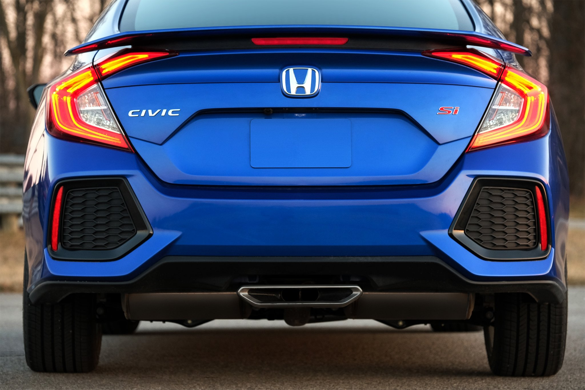2018 honda civic si has arrived holmes honda. Black Bedroom Furniture Sets. Home Design Ideas