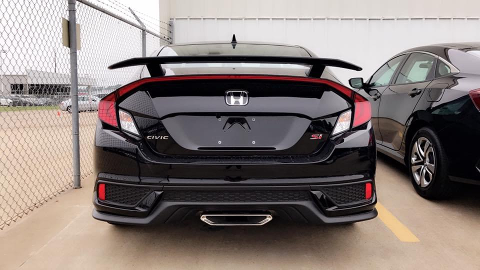 2017 Civic Si Specs >> The 2017 Honda Civic Si Horsepower Is Intended To Keep You