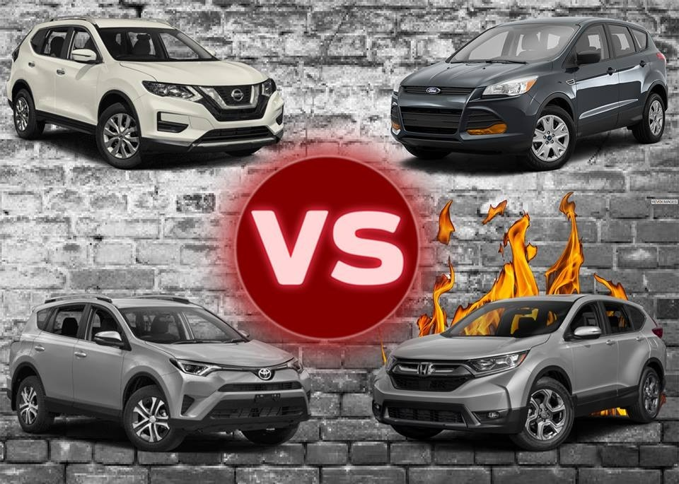 Holmes honda, honda, rogue, escape, crv, rav4, toyota, ford, Nissan, vs, competition, near me, shreveport, bossier, louisiana