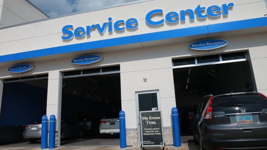 Holmes Honda, Honda Service, Honda Service Shreveport, Honda Bossier