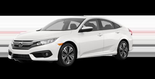 2018 Honda Civic EX T CVT