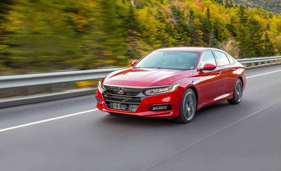 2018 Accord Named Best Sedan for Under 25K - Holmes Honda