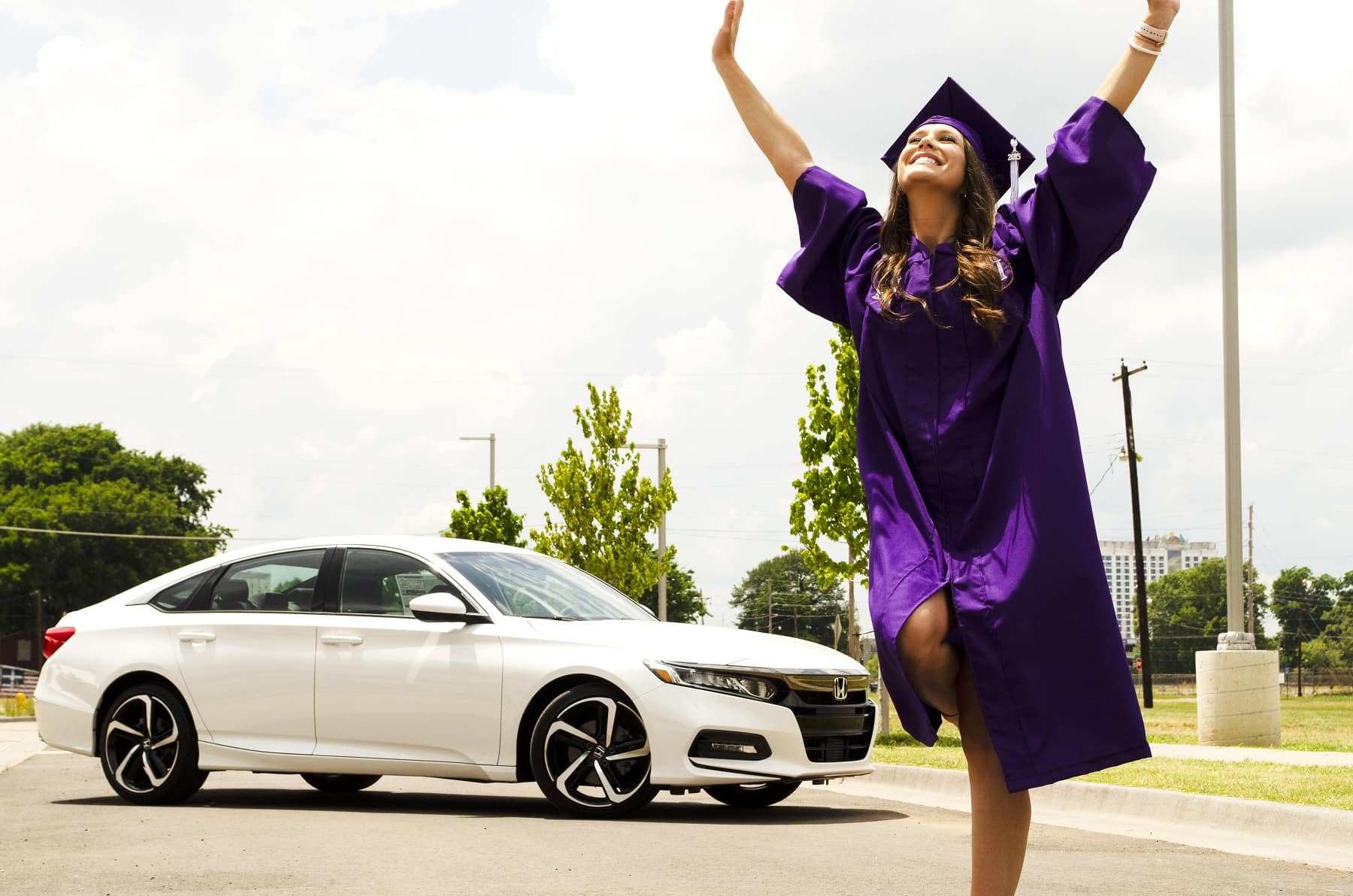Holmes Honda, College Grad Program, $500 Offer, Shreveport