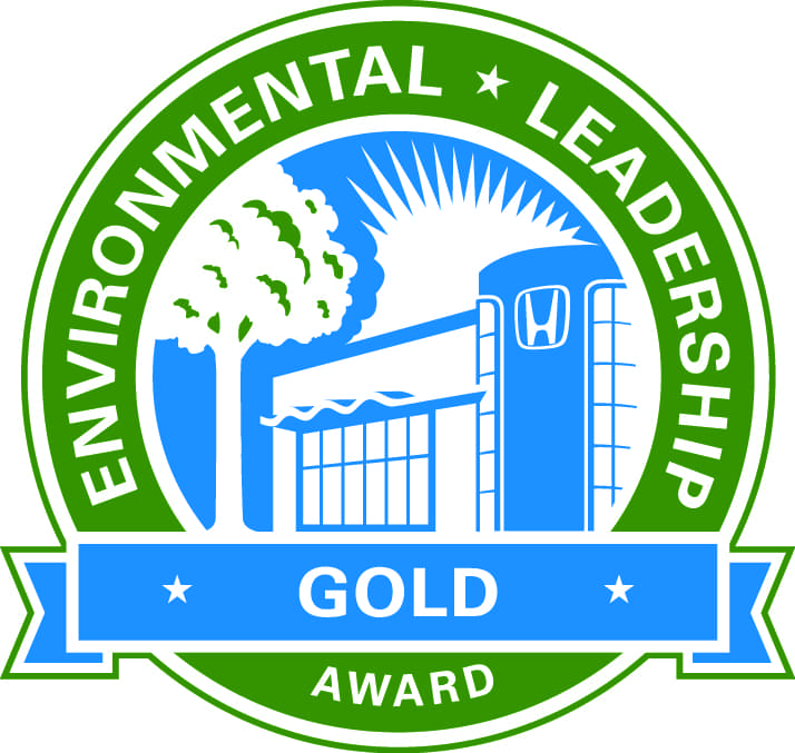 Holmes Honda, Enviromental Leadership Award, Green Dealer Effort, Recycle, Shreveport