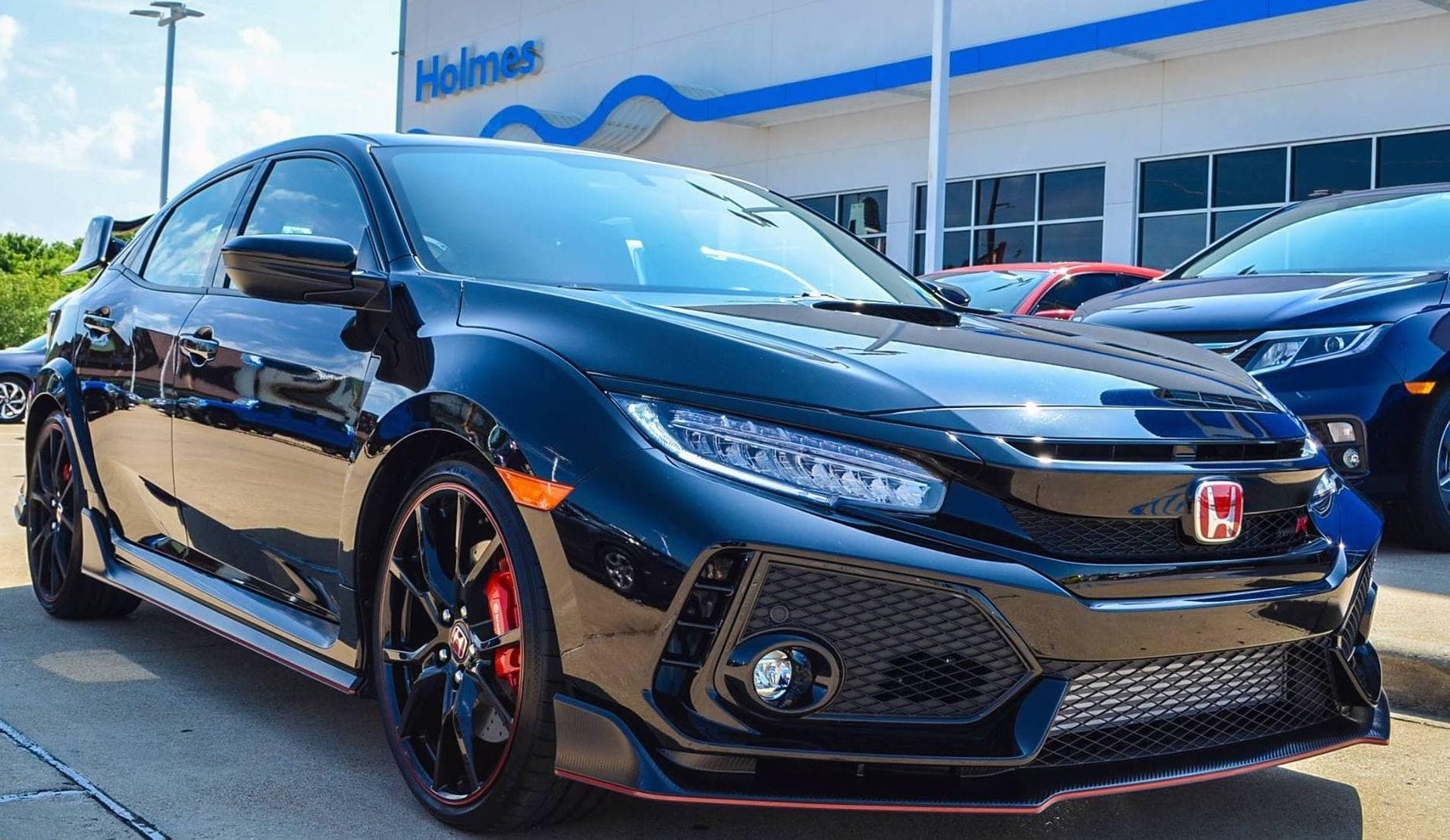 New Honda Civic Type R >> Incoming Civic Type R Holmes Honda