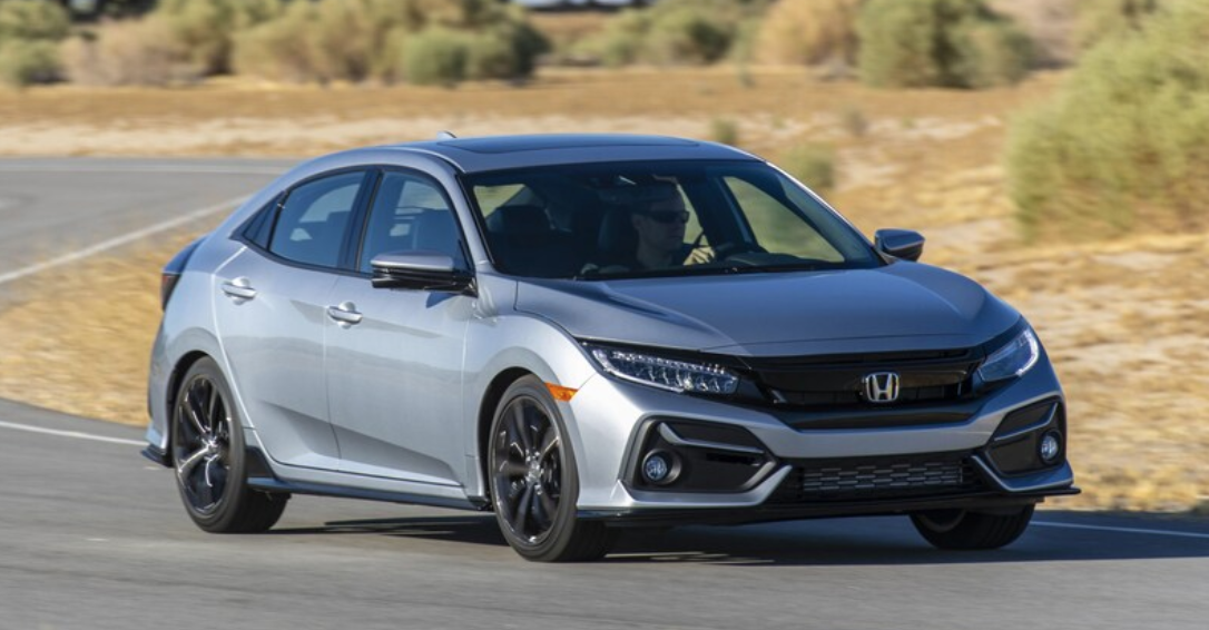 2020 Honda Civic Revealed Holmes Honda Bossier City