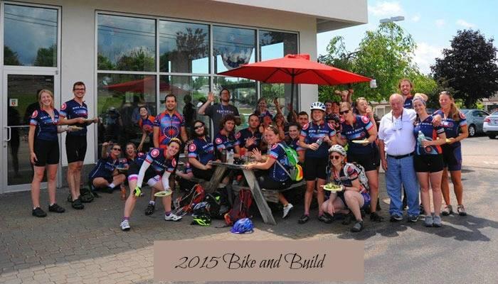 Bike Ride 2015