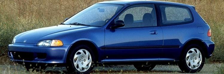 Honda Civic History