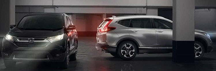 2017 Honda CR-V Safety Features