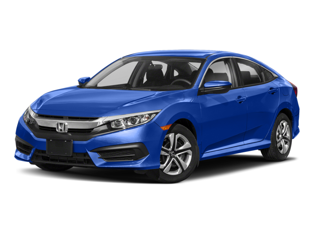 2018 Civic Sedan CVT LX 4D Automatic