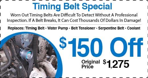 Honda Barn Timing Belt