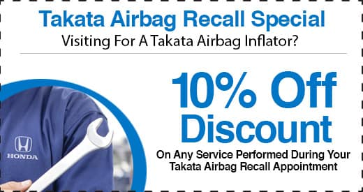 Honda Barn Airbag Special