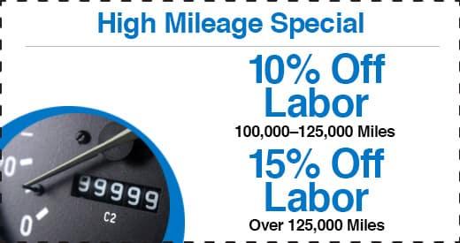Honda Barn High Mileage Special
