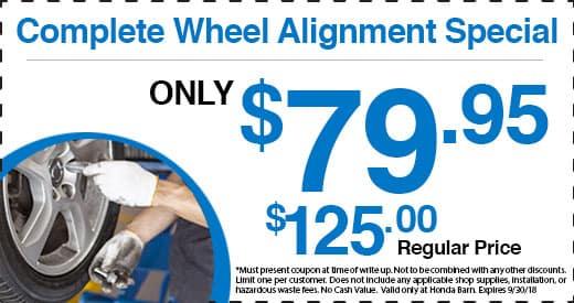 Complete Wheel Alignment Special/></p> </div><div class=
