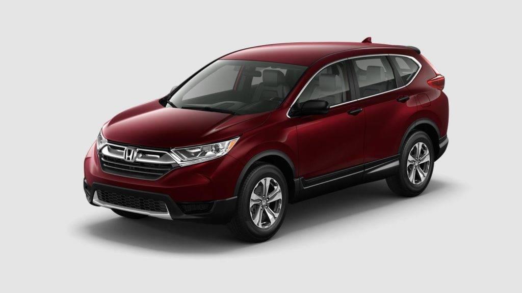 2017 Honda CR-V LX Auto