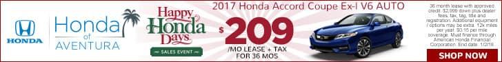 Lease a Honda Accord