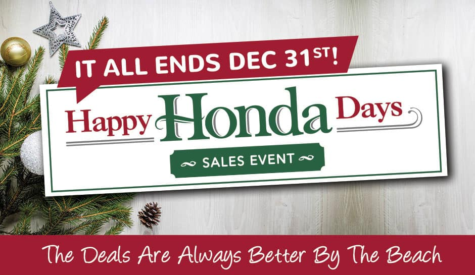 Honda Holiday Specials 1