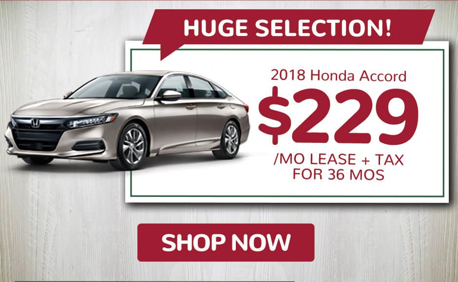 Honda Holiday Specials 2
