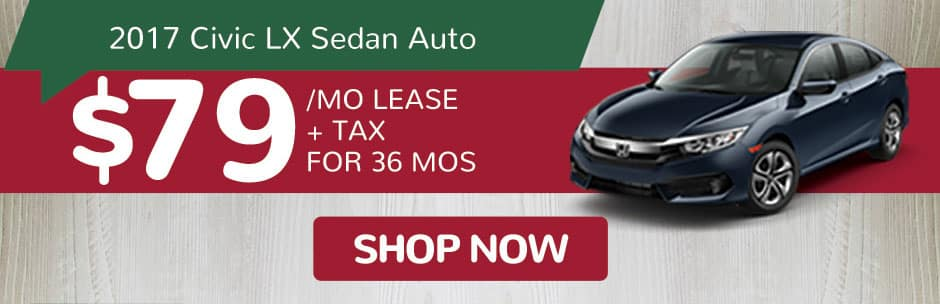 Honda Holiday Specials 3