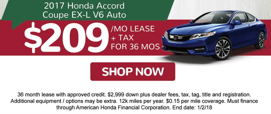 Honda Holiday Specials 6
