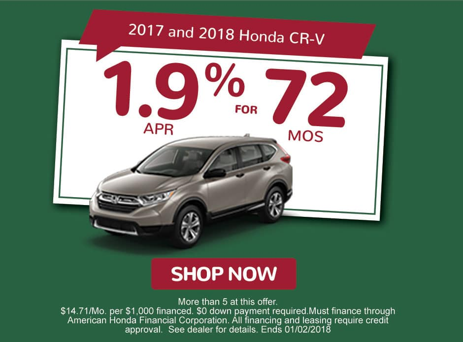Honda Holiday Specials 7