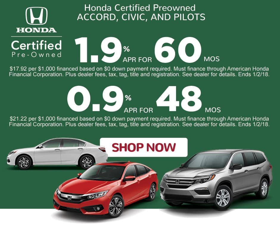 Honda Holiday Specials 9