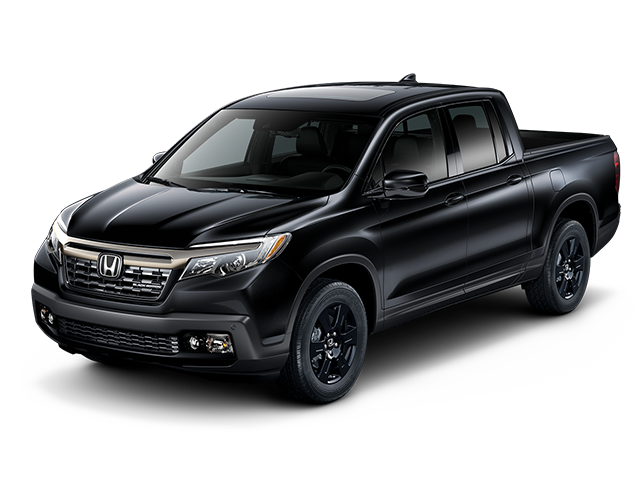 2019 Honda Ridgeline Black Edition truck for sale at Honda of Aventura in North Miami Beach