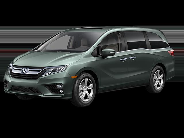 2019 Honda Odyssey EX-L van for sale at Honda of Aventura in North Miami Beach
