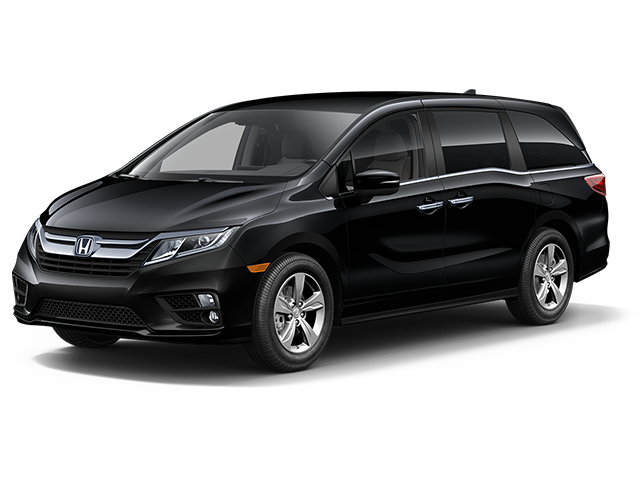 2019 Honda Odyssey EX van for sale at Honda of Aventura in North Miami Beach
