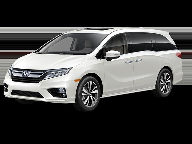 2019 Honda Odyssey Elite van for sale at Honda of Aventura in North Miami Beach