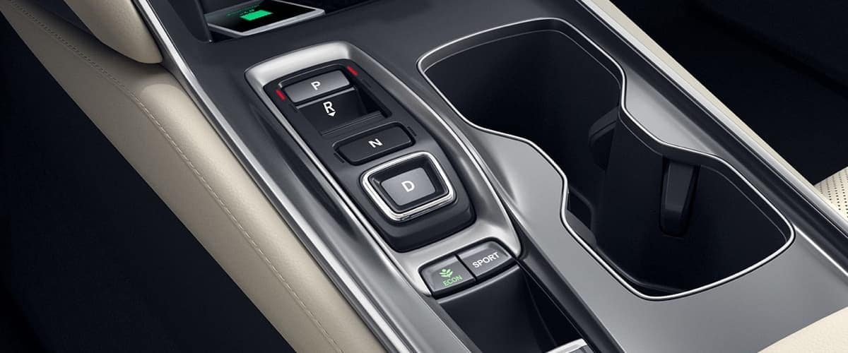 2019 Honda Accord Sedan interior features